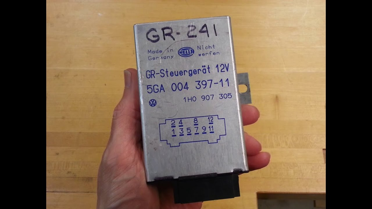 small resolution of cruise control diagnostics repair 1994 vw jetta mk3