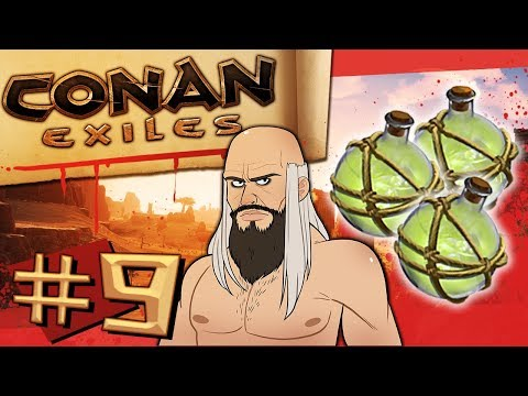 Conan Exiles #9  The Journey