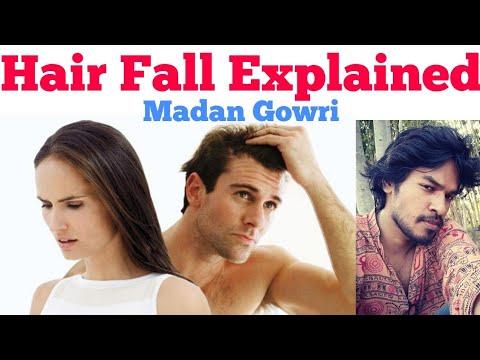 Hair Fall | Tamil | Madan Gowri | MG