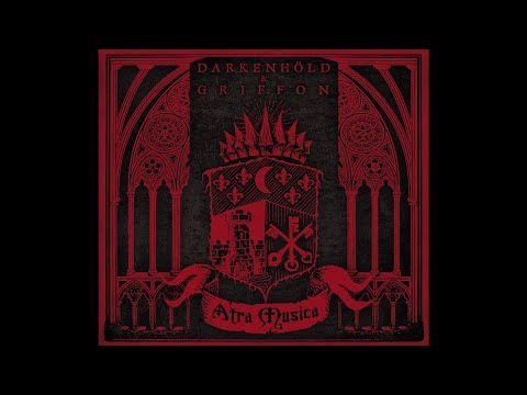 Griffon / Darkenhöld - Atra Musica (Full Split Premiere)