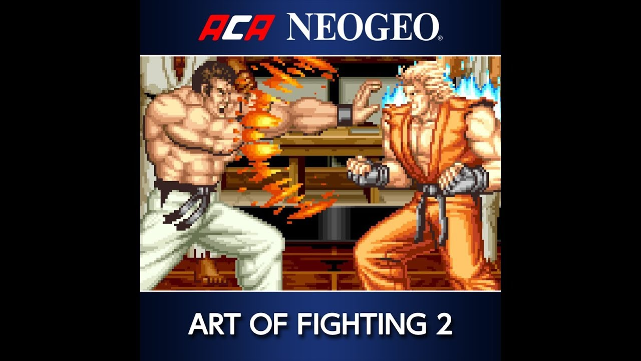 Aca The Art Of Fighting 2 Review Youtube