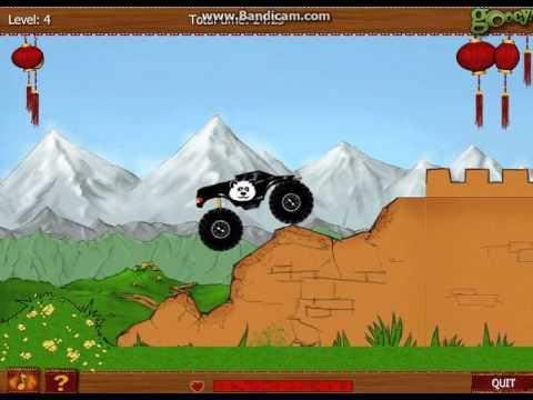 Monster Truck China game walkthrough