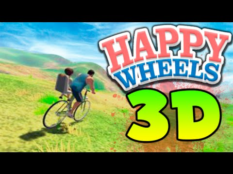 Nuevo Happy Wheels 3d Serie Nueva Guts And Glory