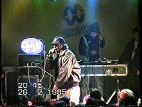 SANGUE MISTO @ Zulu party Venezia febbraio 1995 rec by Strifu