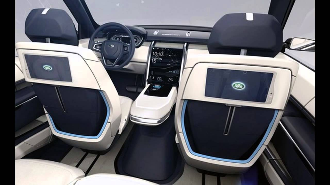 land rover defender 2017 interior youtube. Black Bedroom Furniture Sets. Home Design Ideas