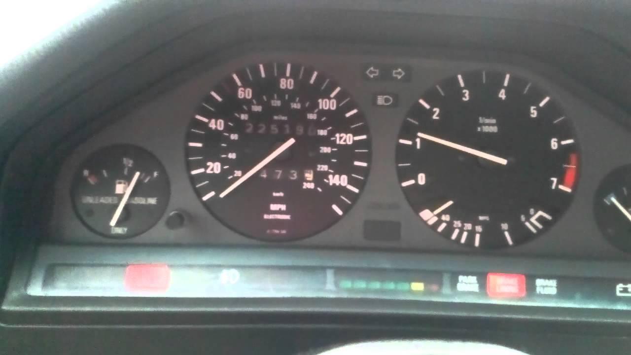Bmw Check Engine Light