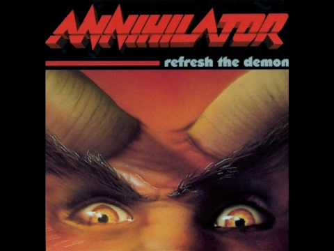 Клип Annihilator - Anything for Money
