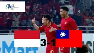 Download Video Indonesia U-19 vs Chinese Taipei U-19 MP3 3GP MP4
