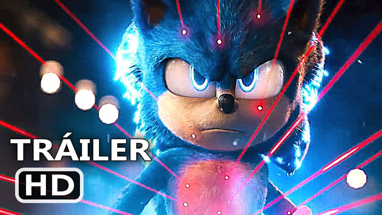 Sonic La Película Tráiler Español Latino Doblado 2