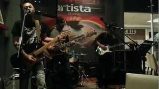 """Tiada Lagi"" - Mayangsari live cover Brownsugar Band Malaysia Artista Tropicana"