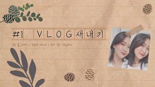 VAP#01 브이로그새내기 _ 자동 롤 고데기 / 투움…