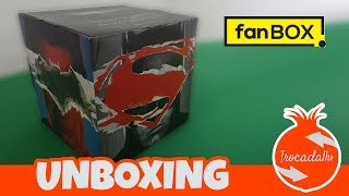 Batman vs Superman - Gift Box DC Comics - Unboxing Liga da Justiça