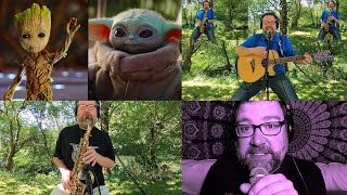 Matthews Musical Montage for Flowering Creativity Podcast & Official Channel Trailer 2021
