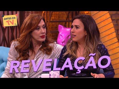 Cláudia Raia revela conselho dado por Xuxa que nunca esqueceu! | Lady Night | Humor Multishow