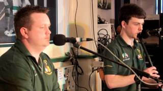 Parcel of Rogues - The Lonesome Boatman Recorded Live in Lurgan No1 Glasgow Celtic Supporters Club