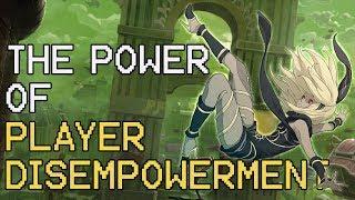 Gravity Rush & The Power Of Player Disempowerment