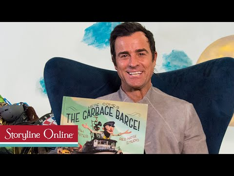 Here Comes the Garbage Barge read by Justin Theroux