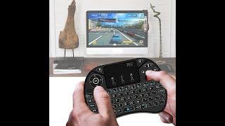 Обзор мини клавиатуры Rii mini i8X с Topsmart.com.ua