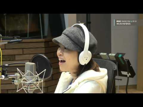 박정현(Lena Park) 보이는 라디오(2014.11.20. 써니의 FM데이트)