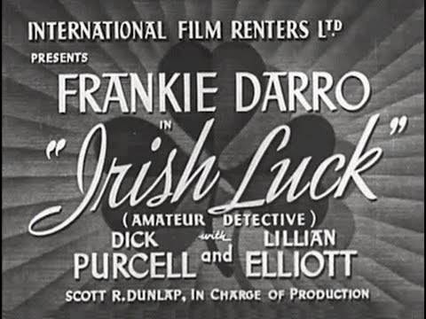 Irish Luck (1939) [Action] [Adventure] [Comedy]
