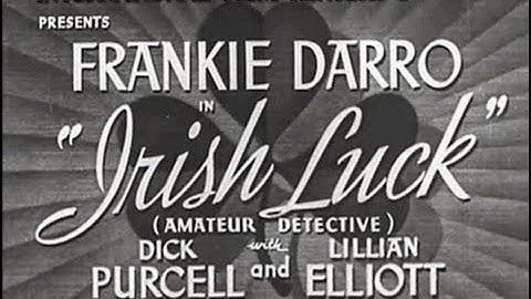 Irish Luck (1939) [Action] [Adventure] [Comedy]