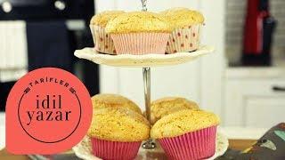 Limonlu Muffin Tarifi - İdil Yazar - Yemek Tarifleri