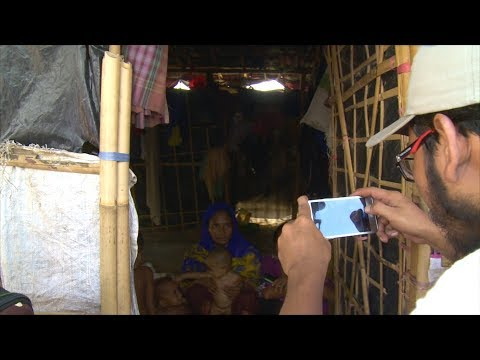 Bangladesh: Counting Rohingya families, using innovation to target UNHCR aid
