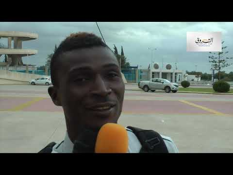 اوكان أغوسيه يتحدث عن هدفه الاول و يبرز نقطة قوة الافريقي  - نشر قبل 2 ساعة