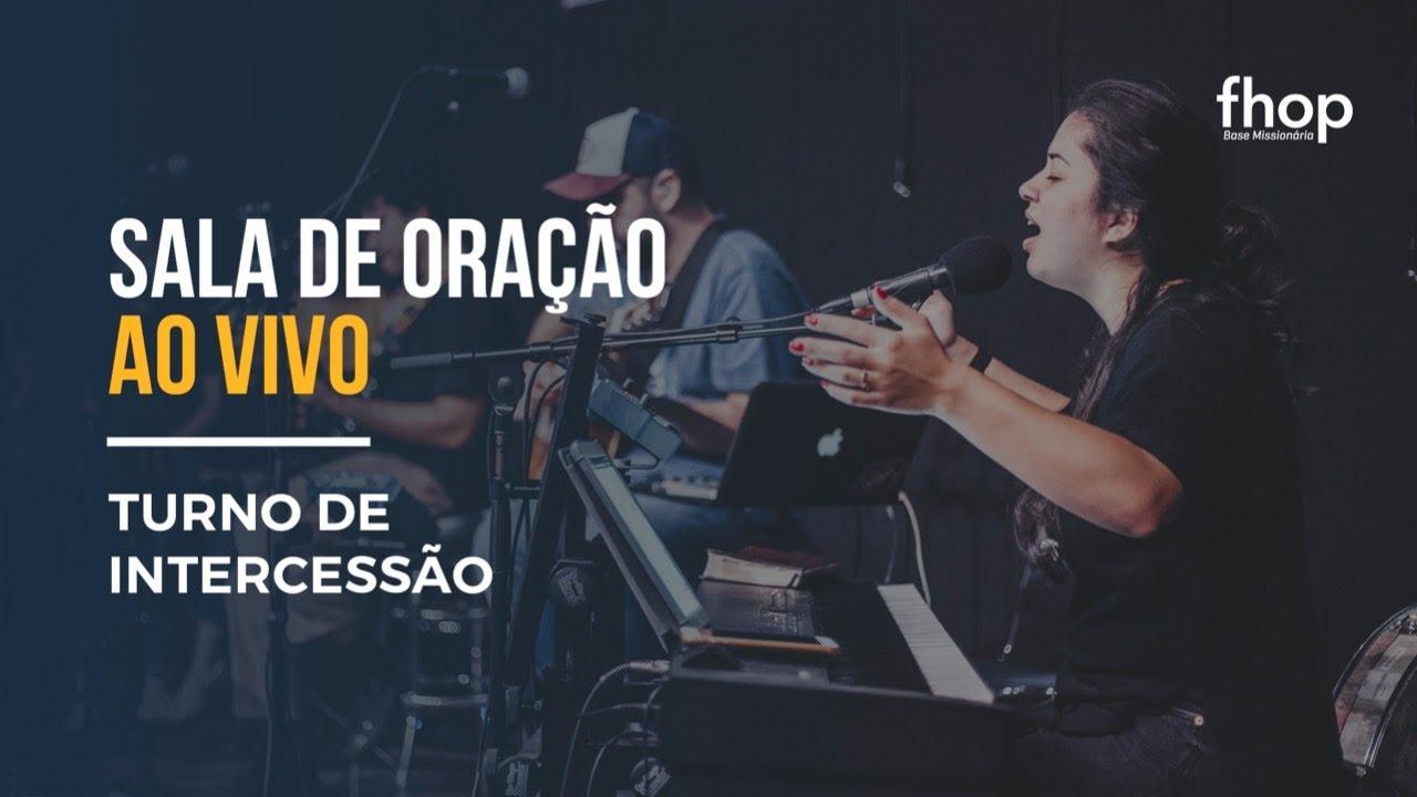 TURNO DE INTERCESSÃO FHOP | REPRISE | 14H -16H