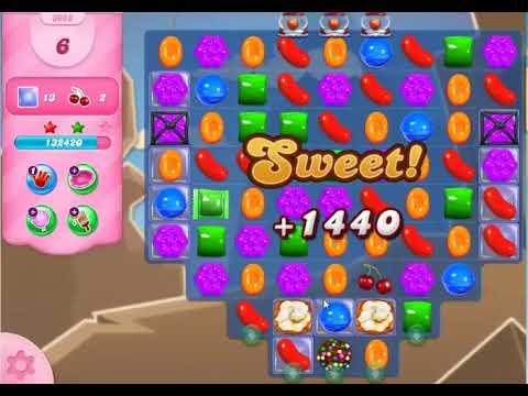 Candy crush saga level 3080 youtube - 1600 candy crush ...