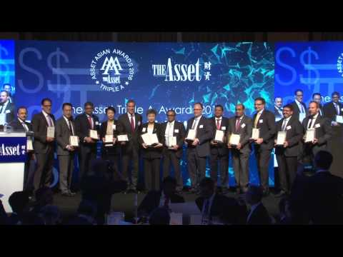 The Asset Triple A Treasury, Trade & Risk Management Awards 2016: Highlights