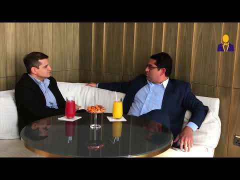 Raj Bhatt interviews Jaydeep Anand, COO Five Palm Jumeirah Dubai