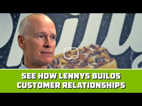 Lennys Grill & Subs Franchise: Pride in Freshness