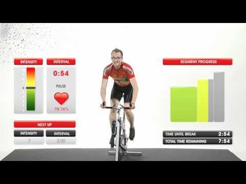 Cycling Cinema 15 min Beginners Class Kristian