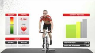 Cycling Cinema - 15 min - Beginners Class - Kristian