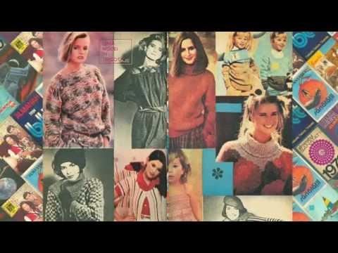Retro Fashion Romania  - Moda anilor '70 - '80 in Romania