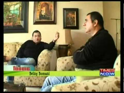 The Foodie - Boman Irani Treats For Lunch