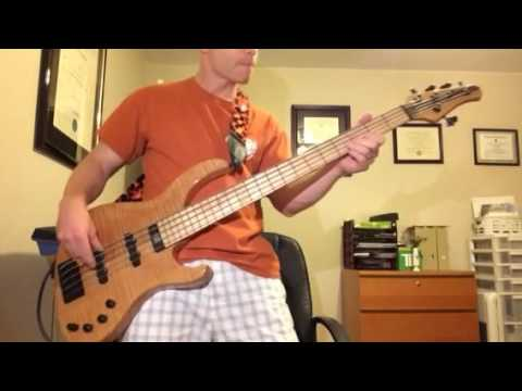 American Girl - Tom Petty - Bass Cover