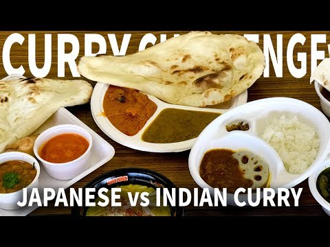 Japanese vs Indian Curry Challenge | Sano Cricket Fesival