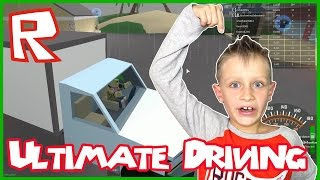 Roblox Ultimate Driving: Westover Islands / It's Raining