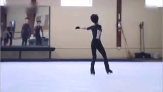Superman it's not easy-Yuzuru hanyu_(羽生結弦) Practice