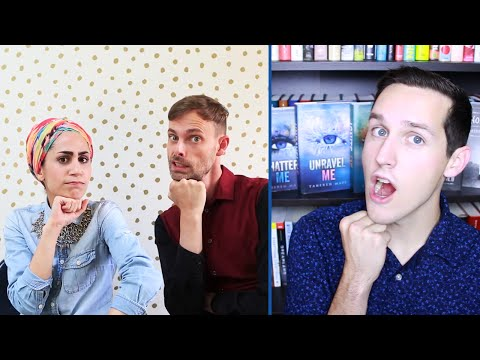 Q&A WITH TAHEREH MAFI & RANSOM RIGGS