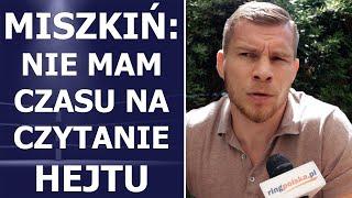 MISZKIŃ o hejcie, Szpilce, Polsacie, TVP