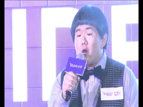 Jimmy Lin Yu-chun sings I will always love you (Yahoo!)
