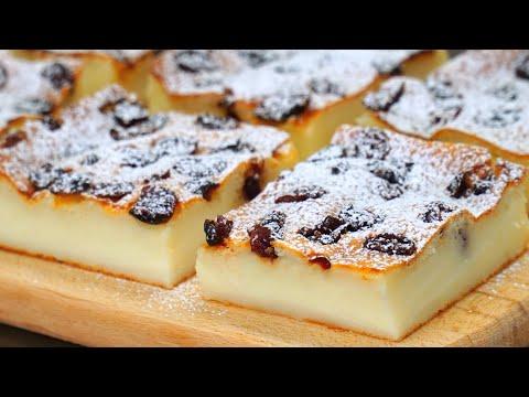 Пирожные творожные рецепты с фото в домашних условиях