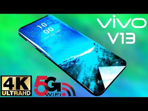 Vivo V13 - 41 MP Camera, 5G, Android 9.0 Pie, Price And Specs Get a Website