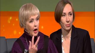 Elena Lenina: ведущая нового ток-шоу в Украине, прог.3, ч. 2