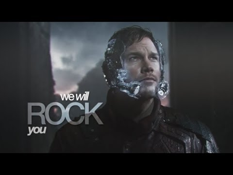 Marvel | We Will Rock You