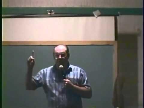 Bill Cooper in California - The Porterville Presentation - Part 1 of 6
