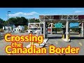 Full Time RV Living | Crossing The Border To Canada In RV | S2 EP107